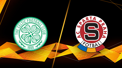 UEFA Europa League - Full Match Replay: Celtic vs. Sparta Praha