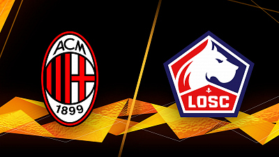 UEFA Europa League - Full Match Replay: Milan vs. LOSC