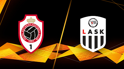 UEFA Europa League - Full Match Replay: Antwerp vs. LASK