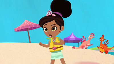 Nella the Princess Knight - Royally Awesome Beach Day/Stop Dragon Me Around