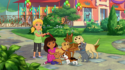 Dora and Friends: Into the City! - Doggie Day!