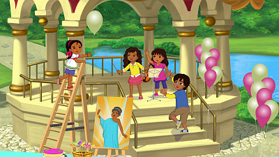 Dora and Friends: Into the City! - Dora Saves Opera Land