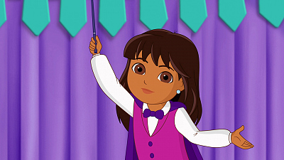 Dora and Friends: Into the City! - Magic Land!