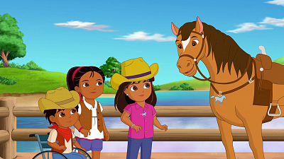 Dora and Friends: Into the City! - Mystery of the Magic Horses