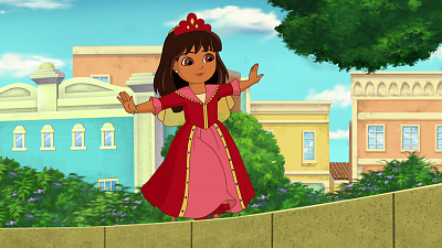 Dora and Friends: Into the City! - The Royal Ball