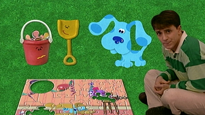 Blue's Clues - Blue Wants To Play a Game