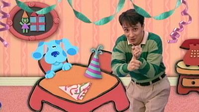 Blue's Clues - Mailbox's Birthday