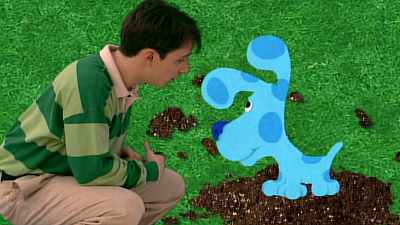 Blue's Clues - What Does Blue Need?