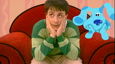 Blue's Clues - Adventures in Art