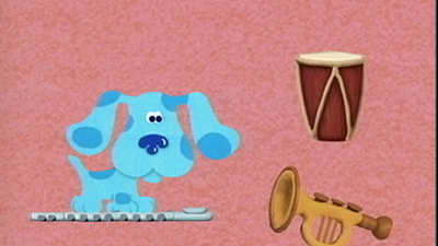 Blue's Clues - Blue's Favorite Song