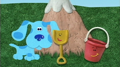 Blue's Clues - Blue's Story Time