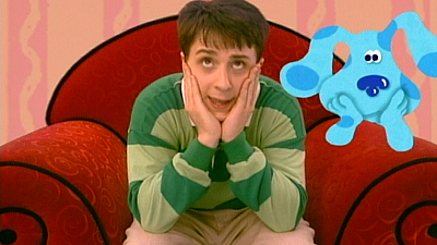 Blue's Clues - The Trying Game