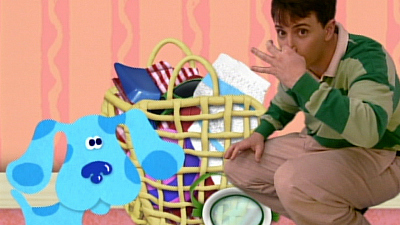 Blue's Clues - Blue Goes to the Beach