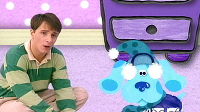 Blue's Clues - A Snowy Day