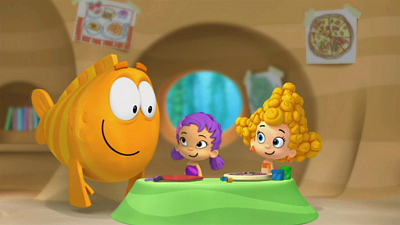 Bubble Guppies - Grumpfish Special