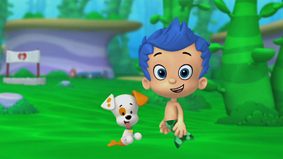 Bubble Guppies - Bubble Puppy!