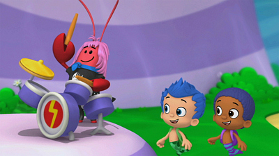 Bubble Guppies - We Totally Rock!