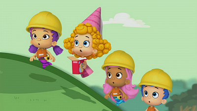 Bubble Guppies - Build Me a Building!