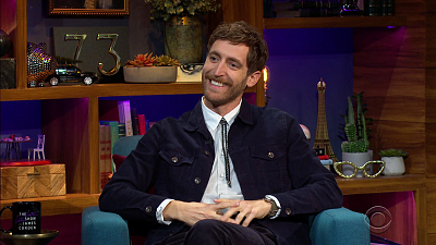 The Late Late Show with James Corden - 11/10/20 (Thomas Middleditch, Black Pumas)
