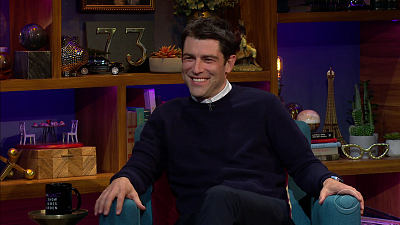 The Late Late Show with James Corden - 11/11/20 (Max Greenfield, Ashe, Niall Horan)