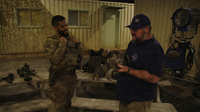SEAL Team - Get A Close Up Look At SEAL Team's Advanced Tactical Gear