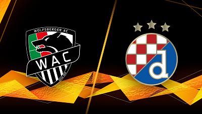 UEFA Europa League - Wolfsberg vs. Dynamo Zagreb - 1pm ET