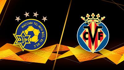 UEFA Europa League - M. Tel-Aviv vs Villarreal - 1pm ET