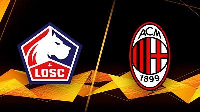 UEFA Europa League - LOSC vs. Milan - 1pm ET