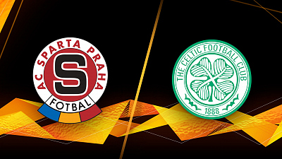 UEFA Europa League - Sparta Praha vs. Celtic - 1pm ET
