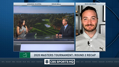 The Masters - CBS Sports HQ Masters Post Round Show - (11/13/2020)