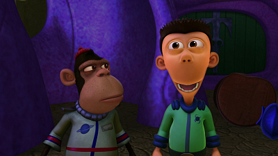 Planet Sheen - Desperate Houseguests/Nesvidanya