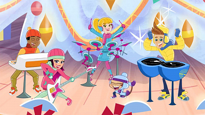 Fresh Beat Band of Spies'