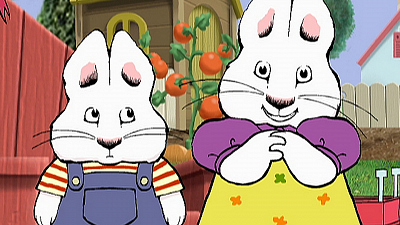 Max and Ruby - Bunny Cakes/Bunny Party/Bunny Money