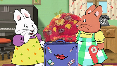 Max and Ruby - Max''s Chocolate Chicken/Ruby''s Beauty Shop/Max Drives Away