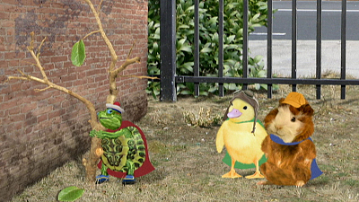 Wonder Pets - Save The Tree!/Save The Elephant!