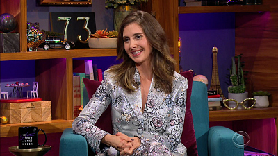 The Late Late Show with James Corden - 11/18/20 (Alison Brie, Yuval Noah Harari)