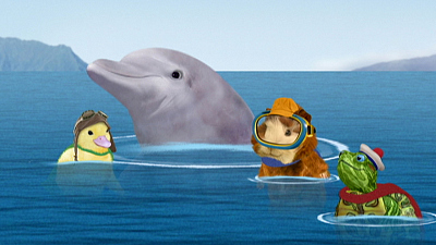 Wonder Pets - Save the Dolphin!/Save the Chimp!