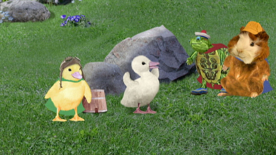 Wonder Pets - Save the Swan!/Save the Puppy!