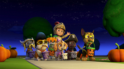 PAW Patrol - Pups and the Ghost Pirate