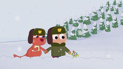 Tot Cop - Snow Problem