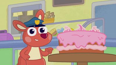Tot Cop - The Cake Caper