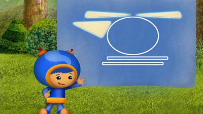 Team Umizoomi - Super Trip to the Supermarket