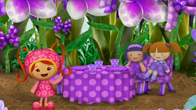 Team Umizoomi - Subway Heroes