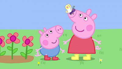 Peppa Pig - Frogs and Worms and Butterflie