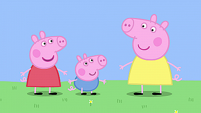 Peppa Pig - My Cousin Chloé/Shopping/At Th