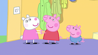 Peppa Pig - Best Friend/Camping/The Playgr