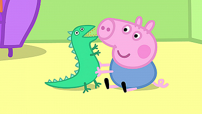 Peppa Pig - Mr. Dinosaur is Lost/Muddy Pud