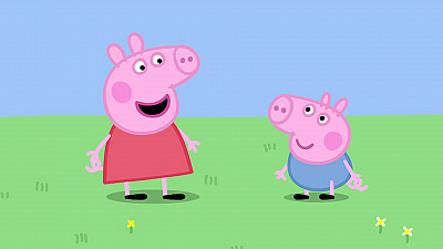 Peppa Pig - Hiccups/Daddy Loses His Glasse