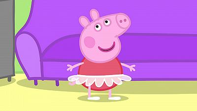 Peppa Pig - Ballet Lesson/Grandpa Pig's Bo