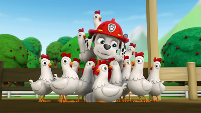 PAW Patrol - Pups Save the Circus